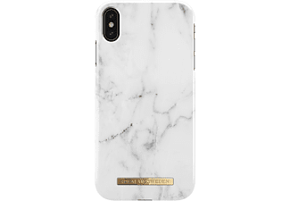 ideal of sweden fashion case white marble f r iphone xs. Black Bedroom Furniture Sets. Home Design Ideas