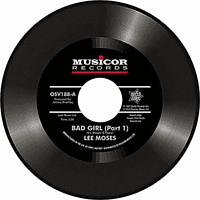 Lee Moses - BAD GIRL (PART 1+2) [Vinyl]