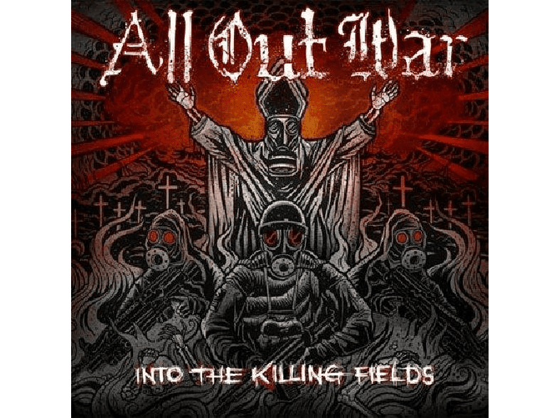 All Out War - Into The Killing Fields (Vinyl) [Vinyl]