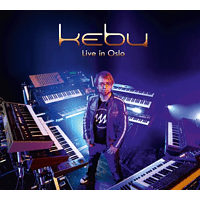 Kebu - Live in Oslo [CD]