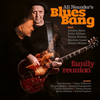 Ali Blues Bang Neander - Family Reunion [CD]
