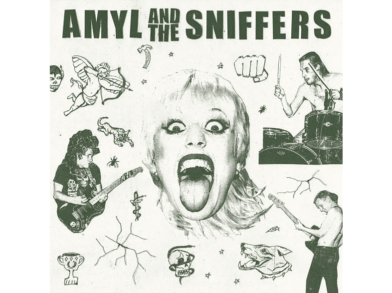 Amyl & The Sniffers - Amyl & The Sniffers [CD]