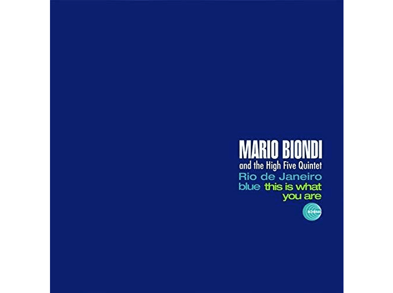 Mario Biondi, The High Five Quintet - THIS IS WHAT YOU ARE (RADIO EDIT/BRAZIL) [Vinyl]