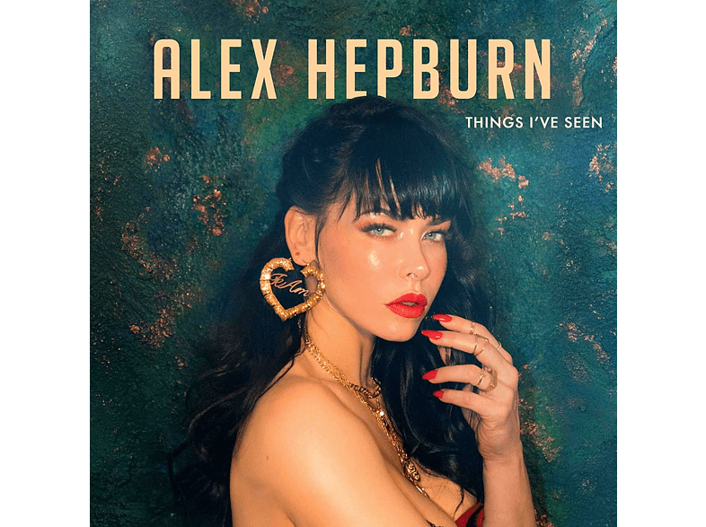 Alex Hepburn - Things I've Seen [CD]