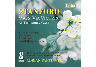 "Partington, Bbc National Orchestra Of Wales - Messe ""via victrix""/At the Abbey Gate - (CD)"