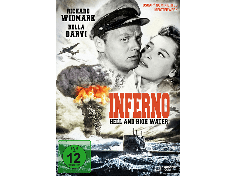 INFERNO (HELL AND HIGH WATER) (DVD) [DVD]