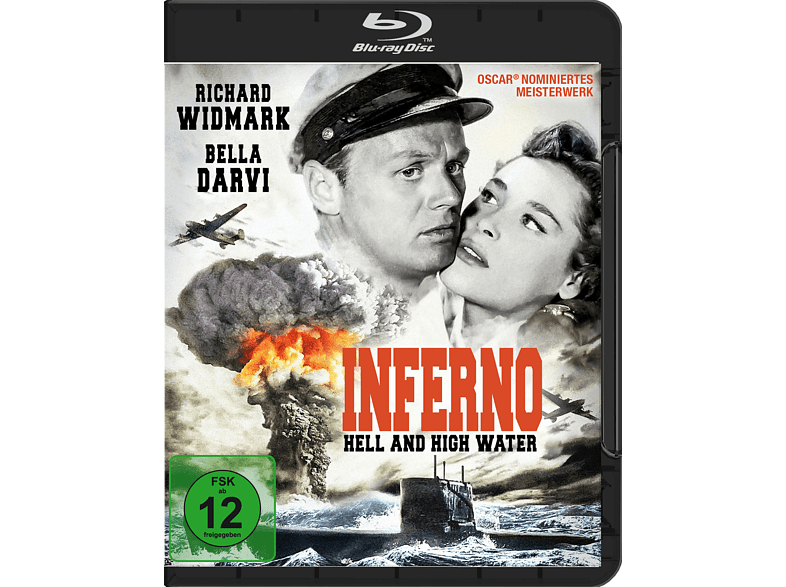 INFERNO (HELL AND HIGH WATER) (BLU-RAY) [Blu-ray]