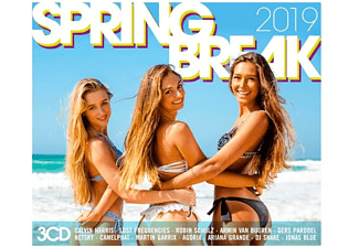 Spring Break 2019 CD