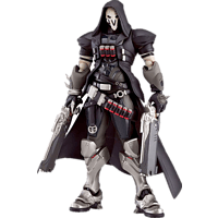 STAR IMAGES GB Overwatch Figma Figur Reaper Actionfigur, Schwarz