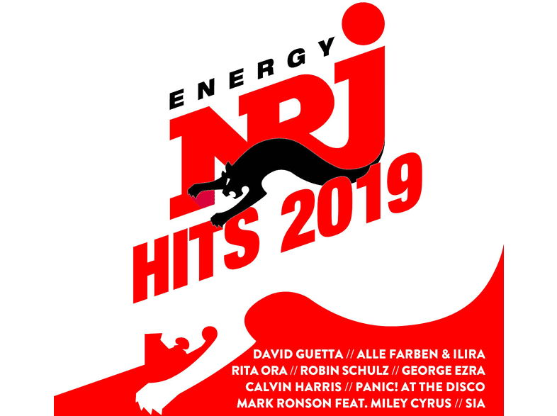 VARIOUS - ENERGY Hits 2019 [CD]