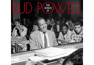 Bud Powell - The Genius Of Bud Powell - (CD)