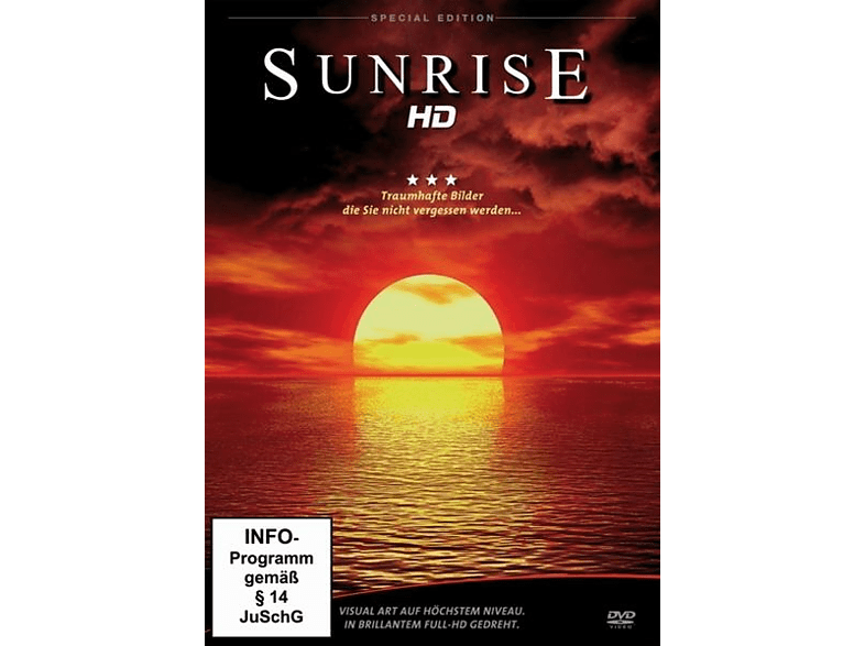 SUNRISE HD [DVD]