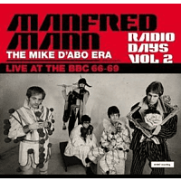 Manfred (with Mike D'abo) Mann - Radio Days Vol.2 [CD]