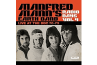 Manfred Mann's Earth Band - Radio Days Vol.4 [CD]