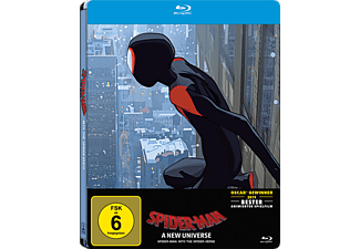 Spider-Man: A new Universe (Steelbook) [Blu-ray]