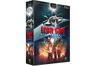 Iron Sky & Iron Sky The Coming Race DVD