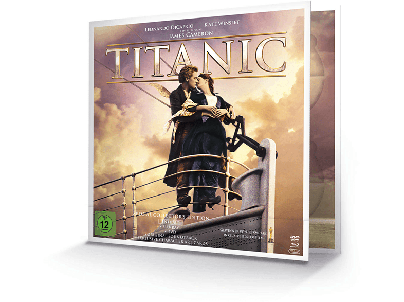 TITANIC Special Collector's Edition inkl. Soundtrack