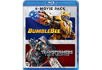 Transformers: 5-movie collection + Transformers: Bumblebee - Blu-ray