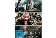 Wikinger-Box: Viking, Vikingdom & Viking Legacy [DVD]