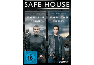 Safe House - Staffeln 1&2 - (DVD)