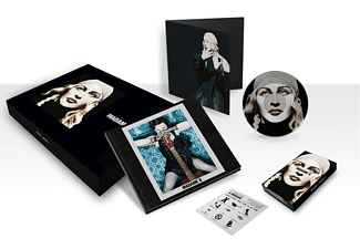 Saturn Weihnachtsbeleuchtung.Madonna Madame X Deluxe Boxset Cd