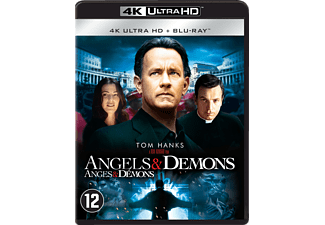 Angels & Demons - 4K Blu-ray