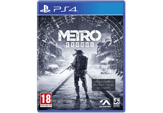 PS4 Metro Exodus Day One Edition