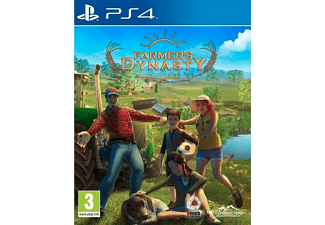 Farmer's Dynasty - PlayStation 4