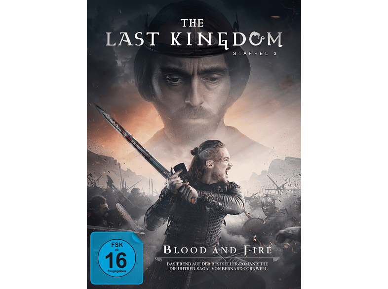 The Last Kingdom - Staffel 3 [DVD]