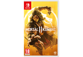 Mortal Kombat 11 FR/NL Switch