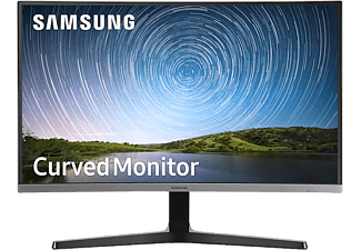 samsung monitor curved 27 zoll schwarz lc27r500fhu. Black Bedroom Furniture Sets. Home Design Ideas