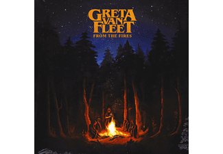 Greta Van Fleet - From The Fires - (Vinyl)