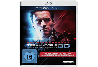 Terminator 2 - Judgment Day - (3D Blu-ray)