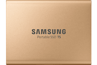 SAMSUNG Portable SSD T5, 1 TB SSD, 2,5 Zoll, extern, Rosegold