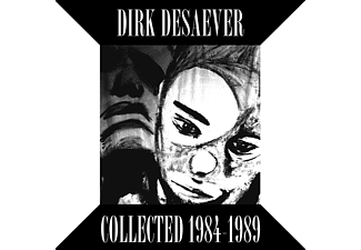 Dirk Desaever - Collected 1984-1989 (Long Play) LP