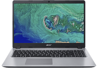 "ACER Aspire 5 A515-52-55NL - Ordinateur portable (15.6 "", 128 GB SSD + 1 TB HDD, Argent)"