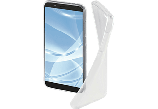 HAMA Crystal Clear Backcover, Xiaomi MI A2, Thermoplastisches Polyurethan, Transparent