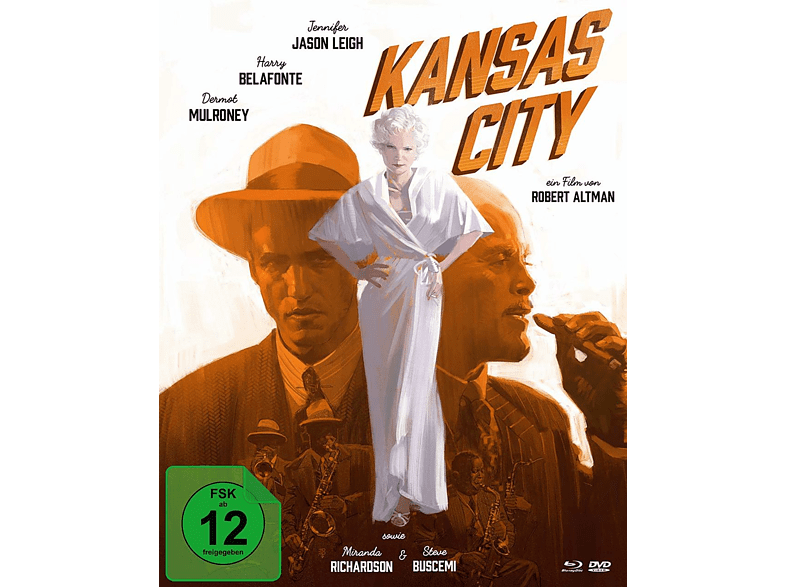 Kansas City [Blu-ray + DVD]