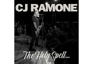 CJ Ramone - The Holy Spell... LP
