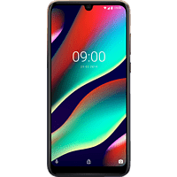 WIKO VIEW 3 Pro 128 GB Anthracite Blue/Gold Dual SIM