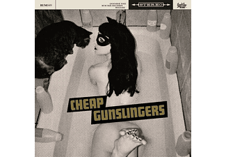 Cheap Gunslingers - Cheap Gunslingers - (CD)