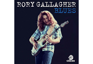 Rory Gallagher - Blues CD
