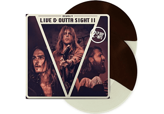Dewolff - Live & Outta Sight II (Ltd.2LP 180 Gr.+MP3) - (LP + Download)