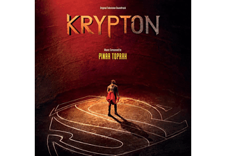 O.S.T. - Krypton (Original TV Soundtrack) - (Vinyl)