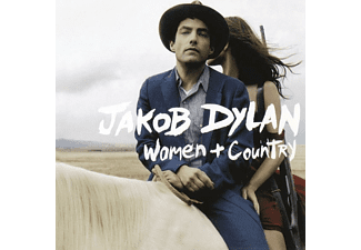 Jakob Dylan - Woman & Country - (CD)