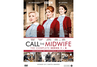 Call The Midwife: Seizoen 1 tot 8 - DVD
