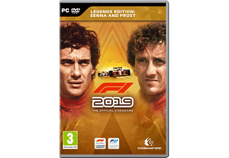 F1 2019 Legends Edition FR/NL PC