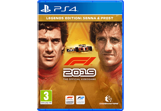 F1 2019 Legends Edition NL/FR PS4