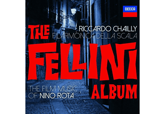 Riccardo Chailly - The Fellini Album CD