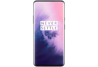 "Móvil - OnePlus 7 Pro, 6.67"", QHD+ Fluid AMOLED, 6 GB RAM, 128 GB, Triple cámara, Mirror gray"